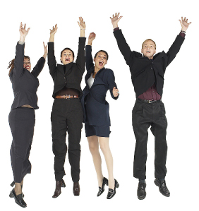 SEVEN TIPS THAT CREATE HAPPY EMPLOYEES